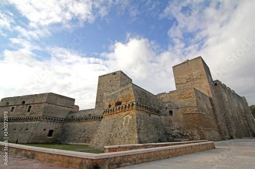 il castello normanno-svevo di Bari