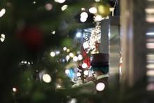 クリスマスの道化師