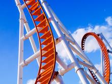 Amusement Park Loop Ride