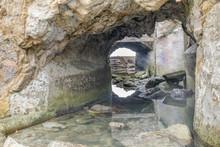 Ruins Of An Underground Tunnel...
