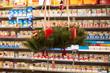 Weihnachen am Tabakstand