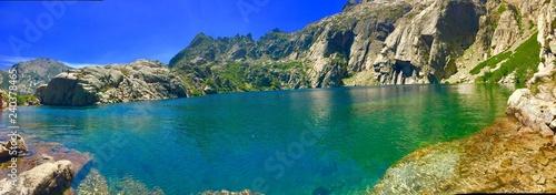 Obraz na płótnie Lac de Capitello - Corse