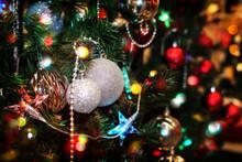 Christmas Tree And L...