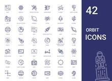 Orbit Icons Set