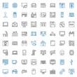 pc icons set