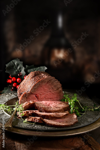 Topside Roast Beef II
