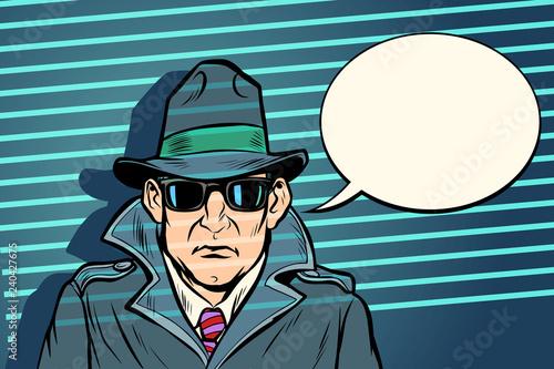 Valokuva  spy secret agent