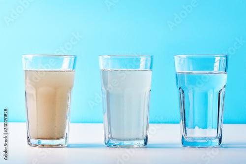 Fotografía Water filters