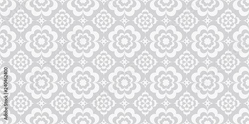 Photo  Retro background. Seamless pattern. Vector. レトロパターン