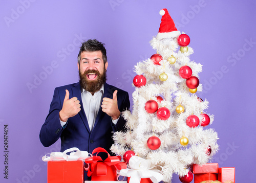 Fotografie, Obraz  How to organize awesome office christmas party
