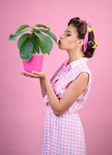 Greenhouse Worker Or Gardener....