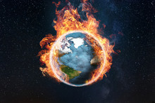 The Globe Is On Fire, Global W...