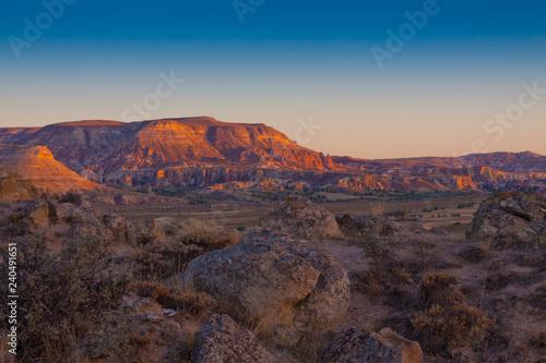 Staande foto Texas Cappadocia, landscape