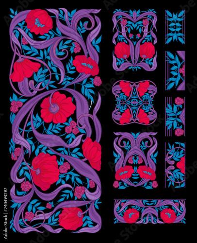 Tuinposter Imagination Print