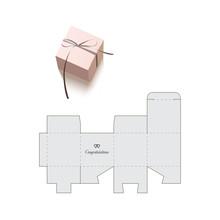 Square Box Template