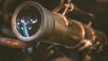 Nautical Telescope Instrument
