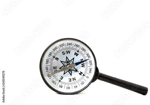 Photo Analogic Compass