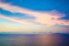 Dramatice Sky Sunset Sky Eveni...