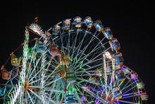 Roller Coaster Night Celebrati...