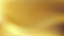 Gold Gradient Background. Abst...
