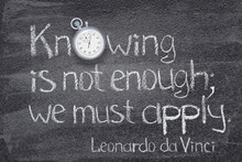 Must Apply Da Vinci
