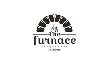 Furnace Logo Design Template
