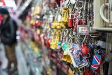 Porte-clefs Souvenirs Londrens