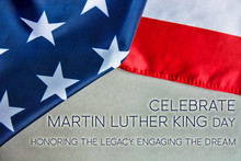 Martin Luther King Day Background - Image