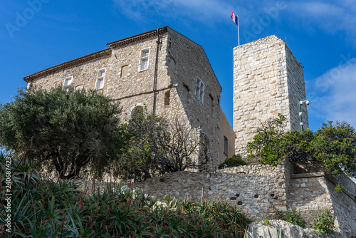 Fotografía  Museum of Picasso in Antibes, France
