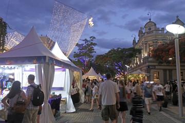 Brisbane Southbank Night Market