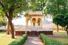 Jaswant Thada Historical Architecture In Jodhpur, India