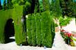 Generalife Garden - Granada - Spain