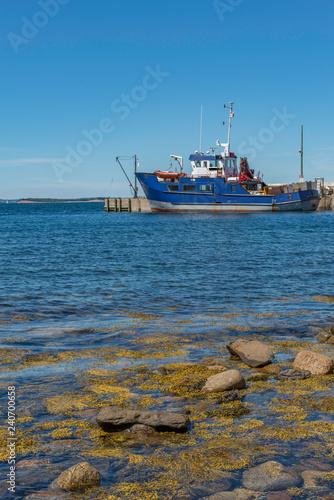 Fotografía  Ferry at the dock
