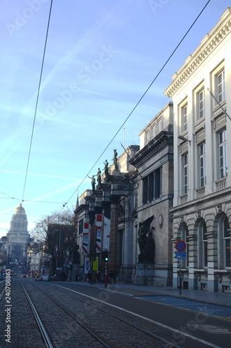 Foto Place Royale (Bruxelles- Belgique)