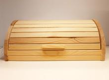 Wooden Breadbasket For Bread Storage