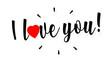 I love you !