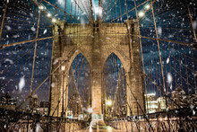 Brooklyn Bridge New York City ...