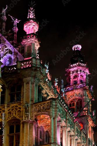 Weihnachten in Brüssel