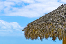 Tropical Thatched Grass Tiki H...
