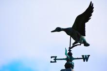 Weather Vane Duck