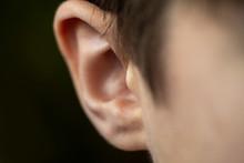 Ear Teen Close-up