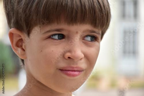 Valokuva  portrait of a boy