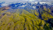 Iceland Aerial View