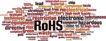 RoHS Word Cloud