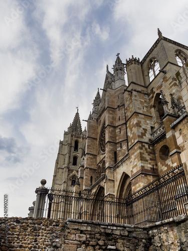 Fotografía  Catedral de León