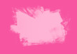 pink and white paint brush strokes background
