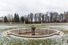Castle Nove Hrady In Czech Rep...