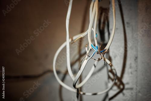 Phenomenal Installation Of New Electrical Wiring In The House Kaufen Sie Wiring 101 Photwellnesstrialsorg