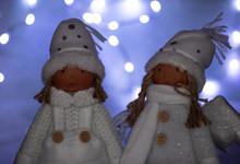 Carte Noel Bonne Année Anges ...