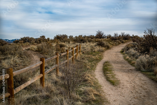Foothills Trail Fototapet
